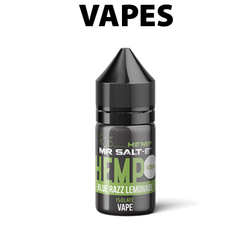 Isolate Vape Product